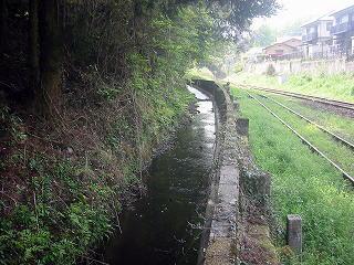 長谷川林道